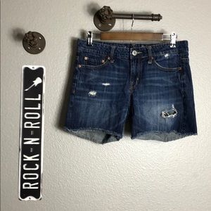 American Eagle Sz 4 cutoff shorts